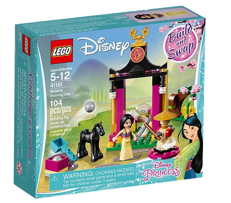 Lego Disney Princes 41151 Szkolenie Mulan Katalog Arenapl
