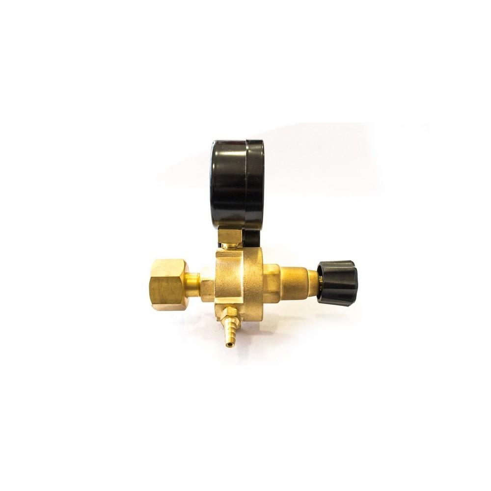 GAS ARGON//Co2 bottlecylinder migtig REGOLATORE DI PRESSIONE SALDATRICE REDUCTOR twingauge
