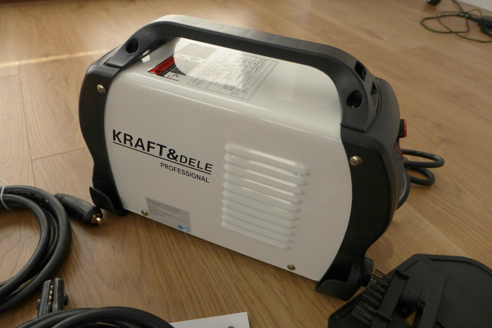 KD839 Kraft /& Dele 400Amp 380 V MMA Arc Welder Inverter livraison gratuite au R-U