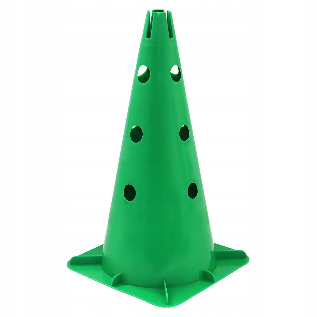 Pachołek 40 cm zielony