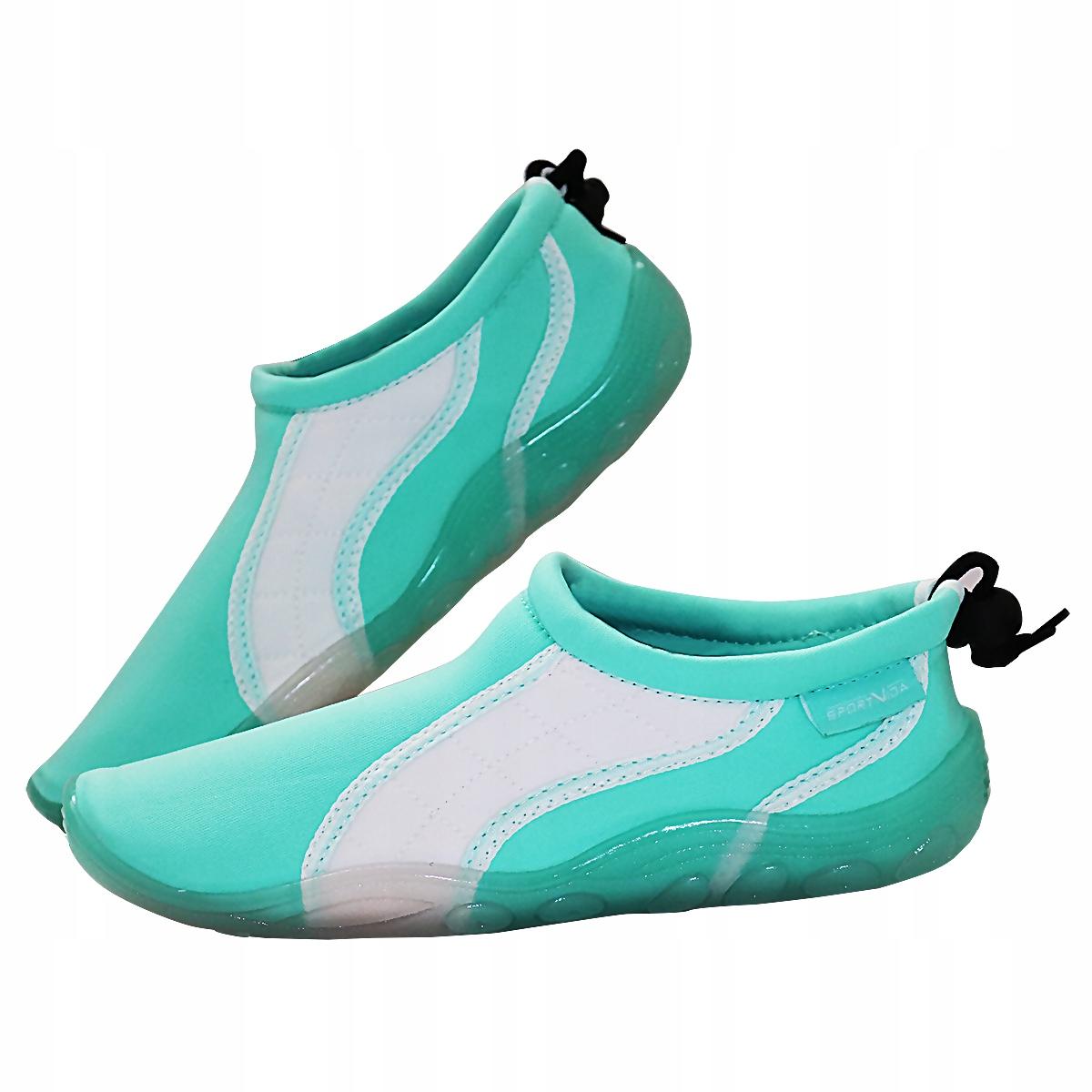 Buty do wody turkus rozmiar 36