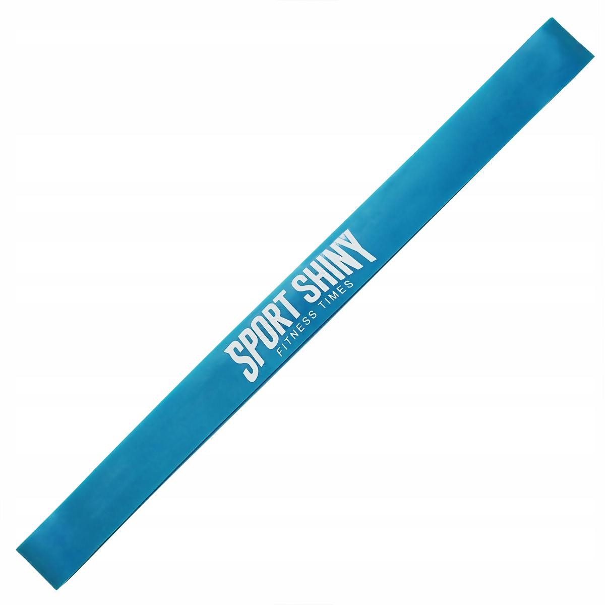 Guma oporowa crossfit – niebieska
