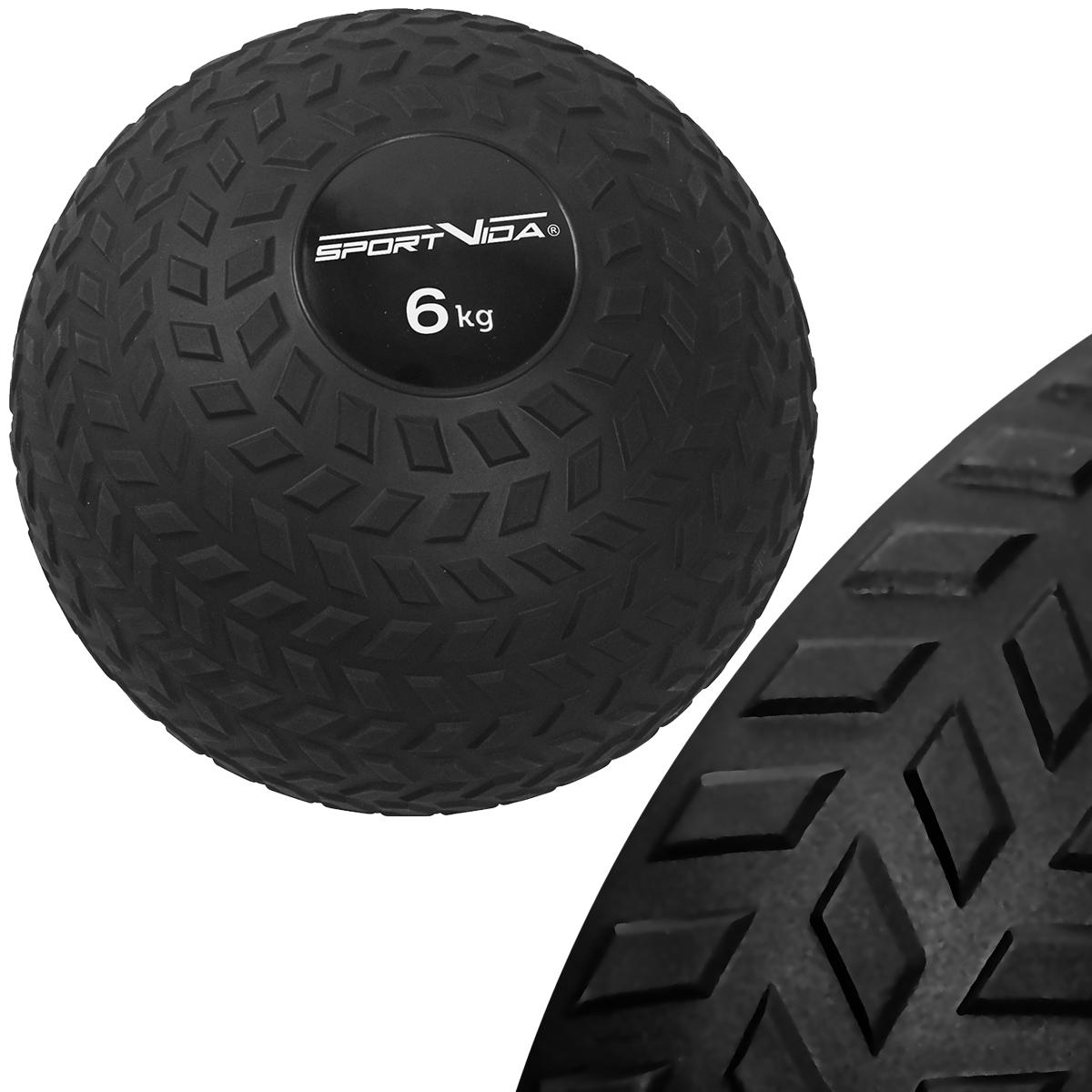 Piłka do ćwiczeń SLAM BALL 6 kg