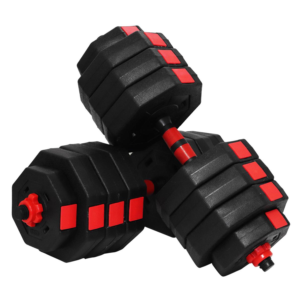 Zestaw hantli modułowych Octagonal – 40 kg