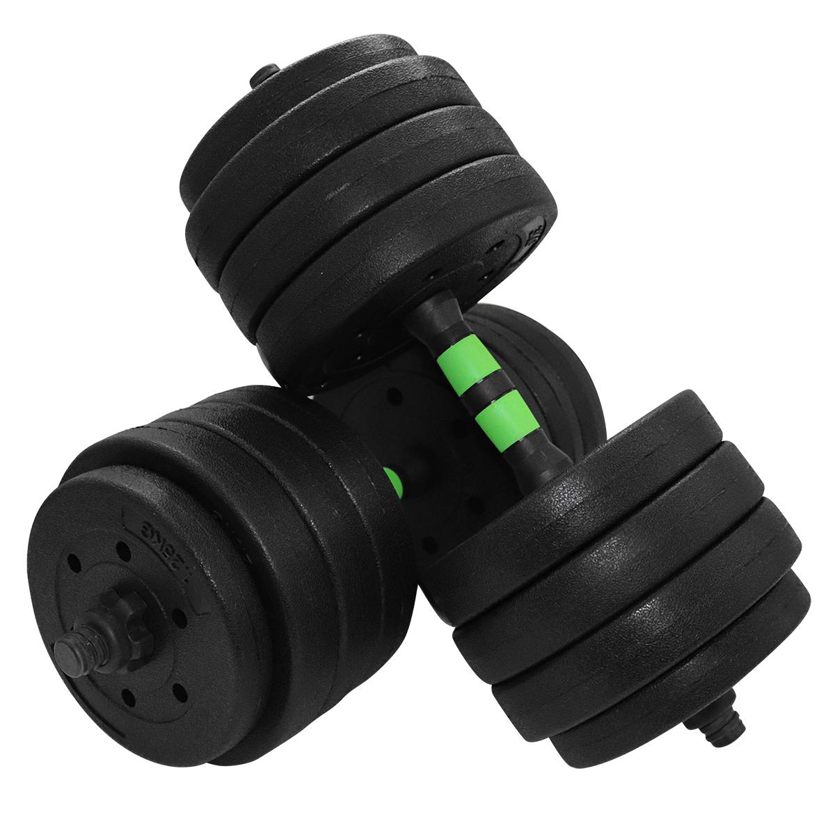 Zestaw hantli modułowych – 40 kg