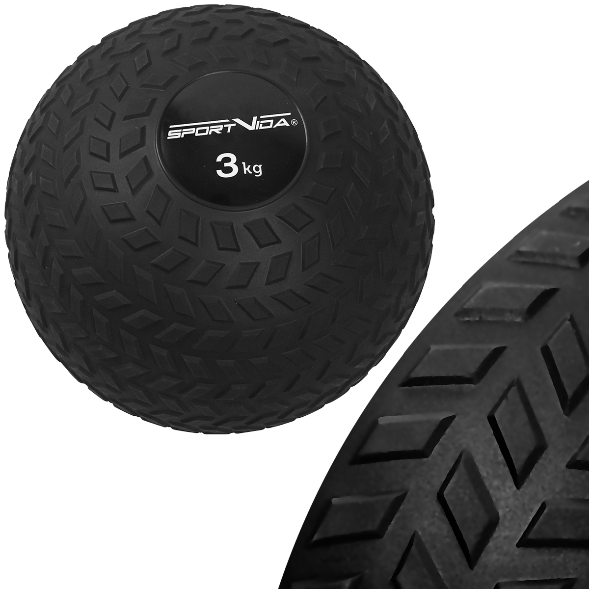 Piłka do ćwiczeń SLAM BALL 3 kg
