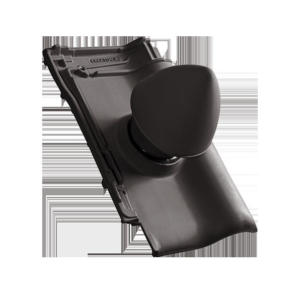 Creaton Futura Sanitärentlüfter Venduct Pfanne Dunstrohr-element Keramisch Ziegel & Pfannen Funktionsziegel & -pfannen