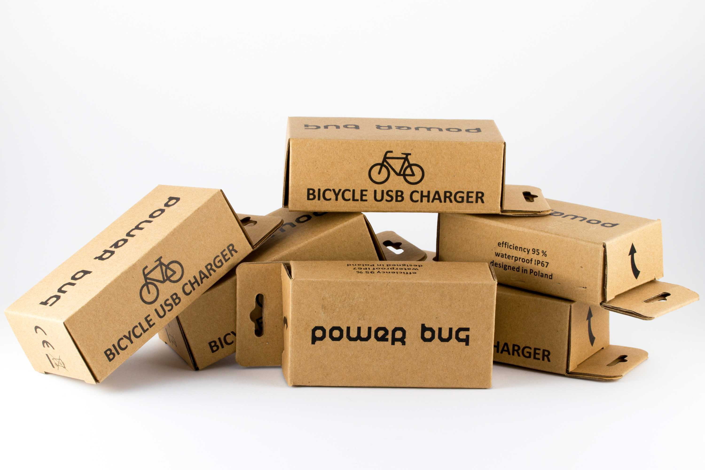 PowerBUG Bicycle Dynamo Hub USB Premium Charger Free Shipping