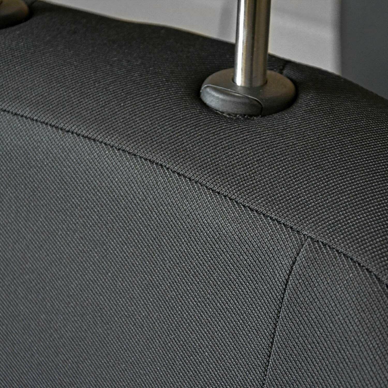 Volkswagen Sharan II ab 10 5-Sitze Autositzbezüge Schonbezüge Schonbezug Bezug