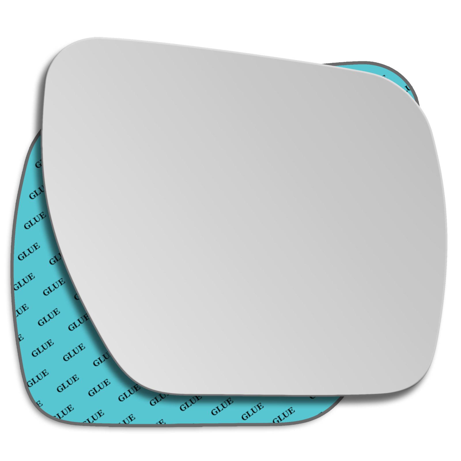Außenspiegel Spiegelglas links asphärisch beheizbar Mitsubishi Colt Z3 06//04