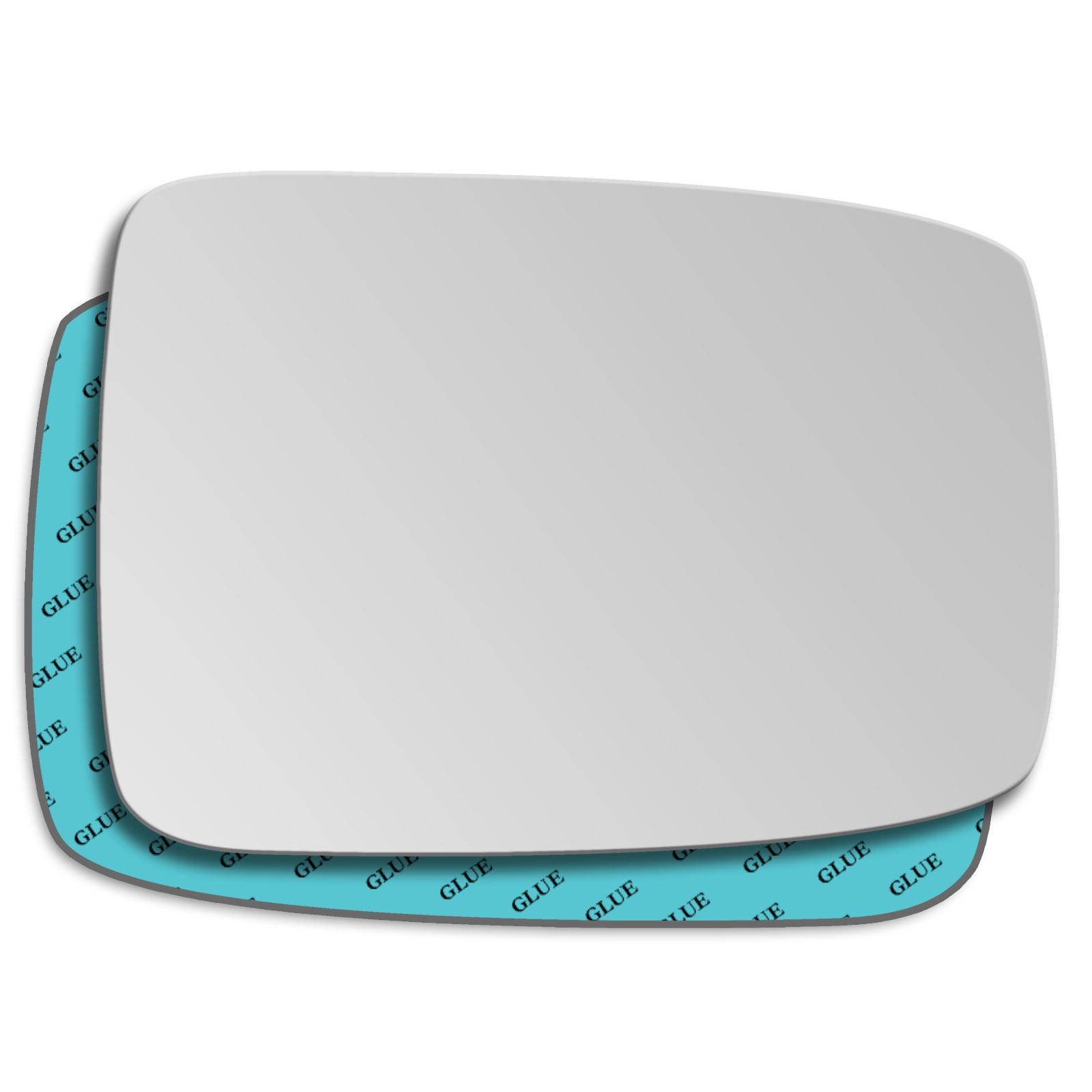 Rechts Asphärisch Beifahrerseite Spiegelglas für Dodge Ram 2009-2011