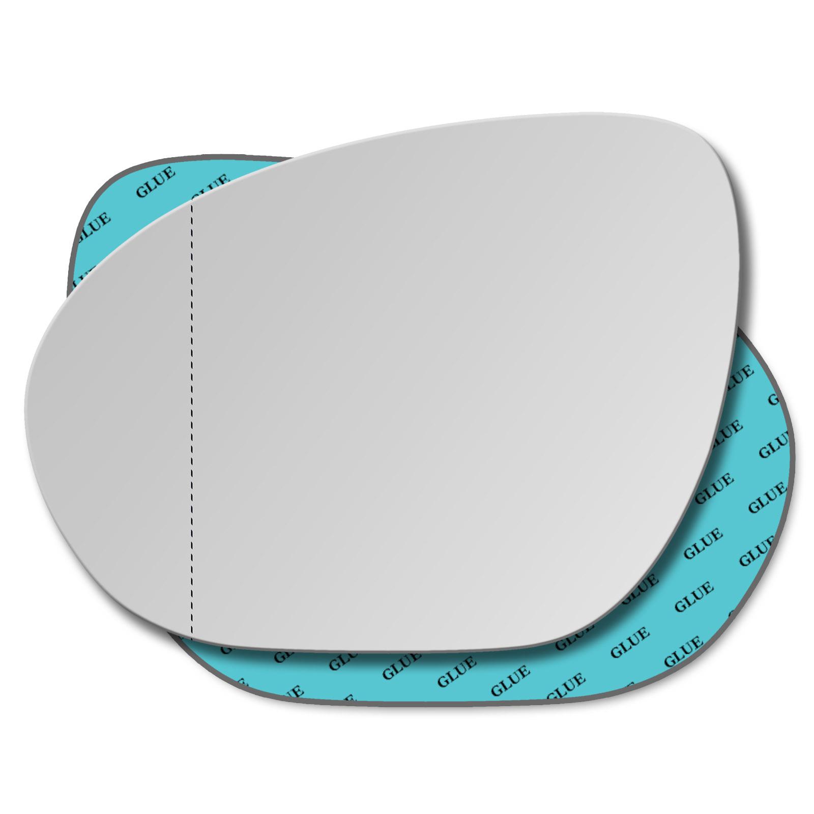 Für Nissan Cube 2010 Seitenspiegel Glas Konvex Rechts Clip