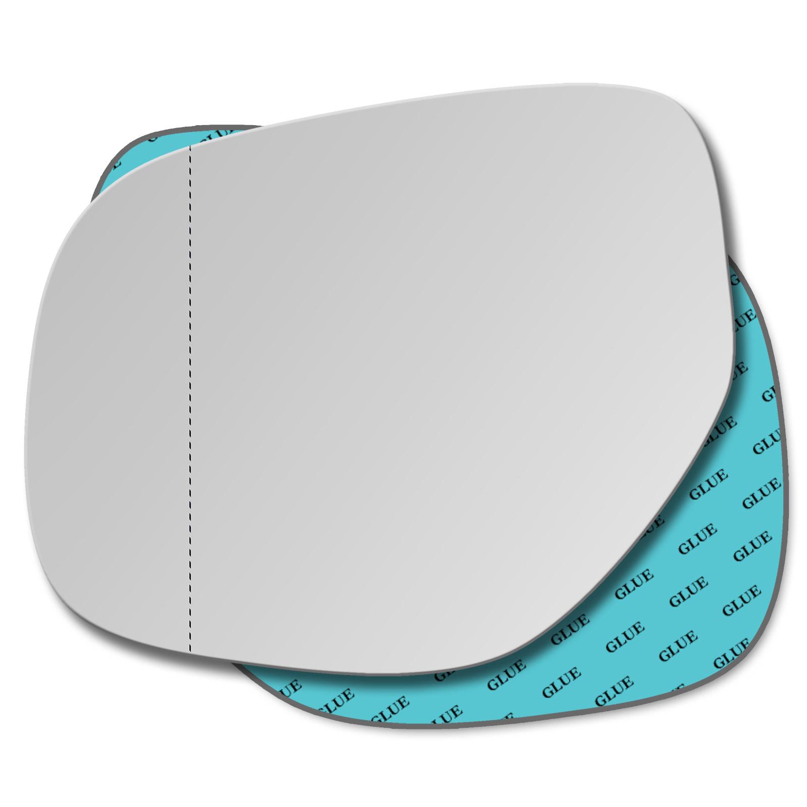 Rechts Beifahrerseite Spiegelglas Außenspiegel für Citroen Berlingo 2013-2019