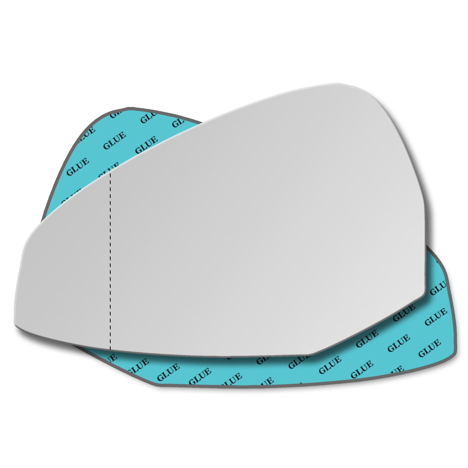 Links Fahrerseite Spiegelglas Beheizbar für Audi A4 B9 2015-2019
