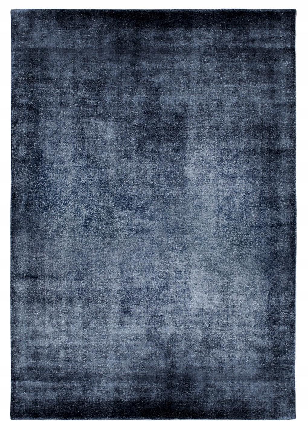 dywan LINEN dark blue