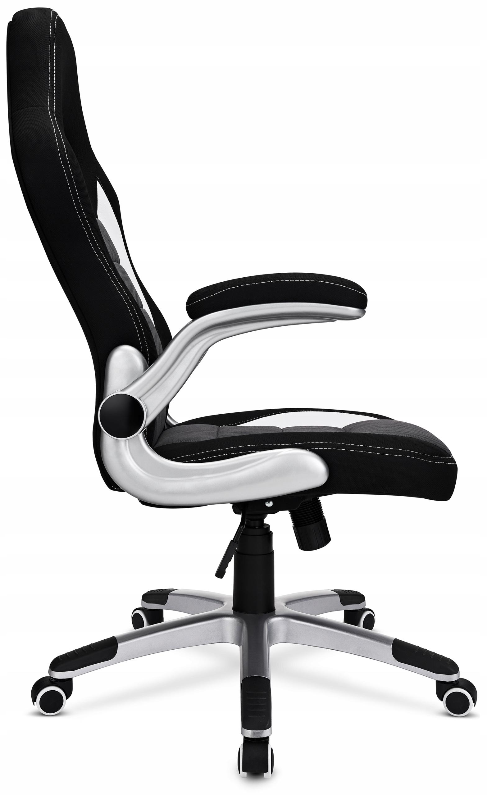 MATERIAŁOWY FOTEL BIUROWY OBROTOWY krzesło biurowe GTR +