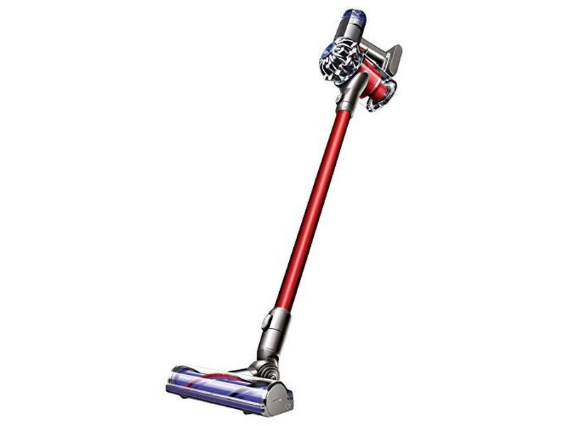 dyson v6 total clean vacuum cleaner ebay. Black Bedroom Furniture Sets. Home Design Ideas