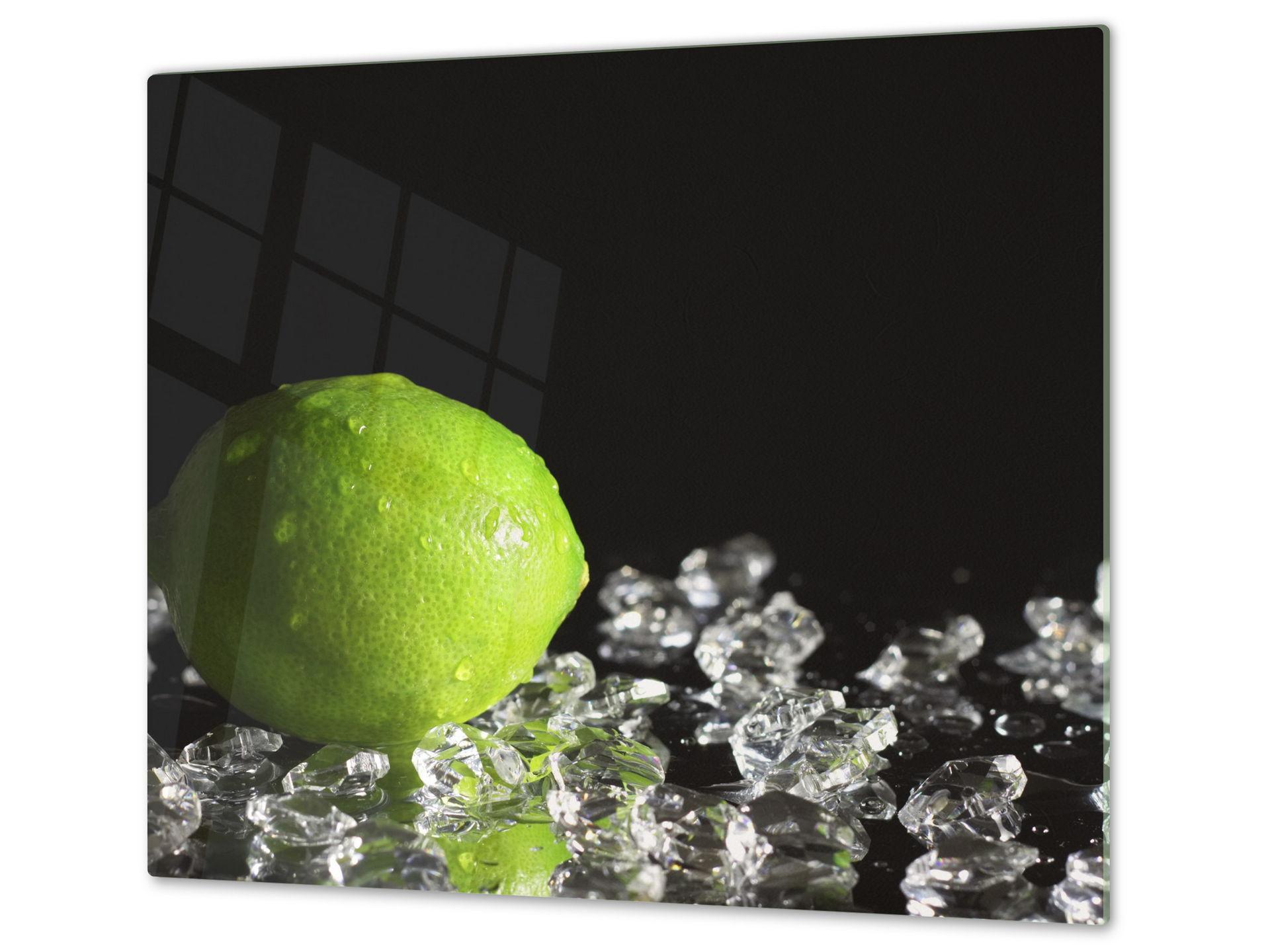Abdeckung Induktionskochfeld Glas Abdeckplatte geh/ärteres Glas 60x52 cm Schneidebrett Herdabdeckplatte