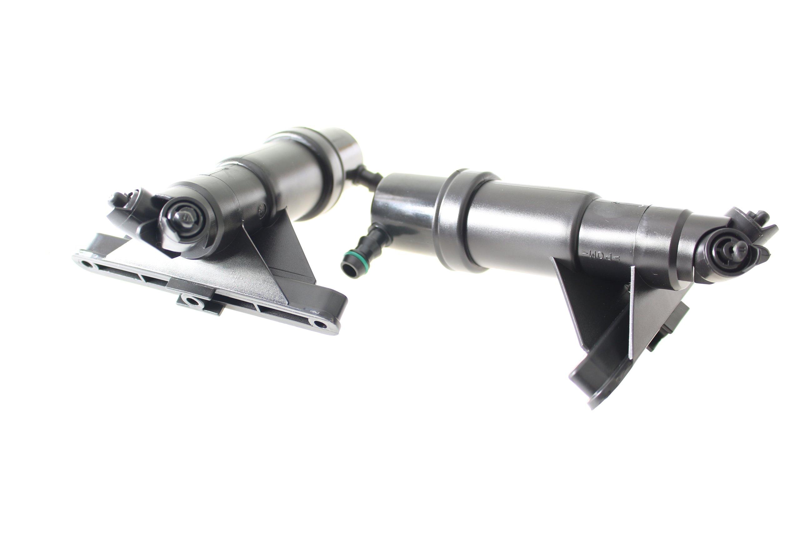 L//R Waschdüse Düse Scheinwerferreinigung Teleskopdüse für BMW E60 E61 6167703841