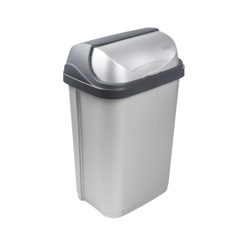 Abfalleimer Küche Abfallbehälter Plastik Mülleimer