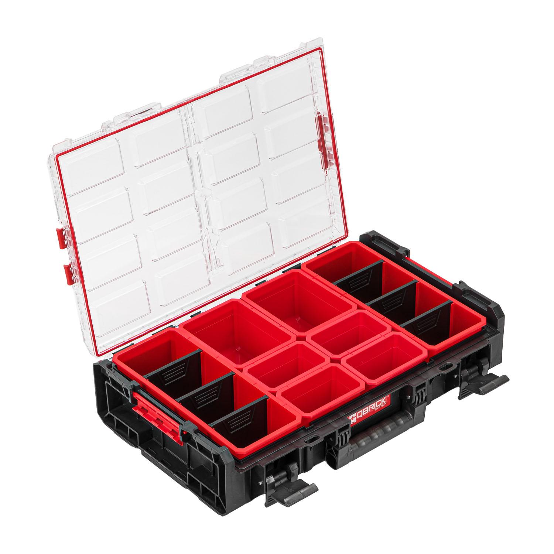 Organizer Qbrick System One Werkzeugkoffer Koffer Werkzeug